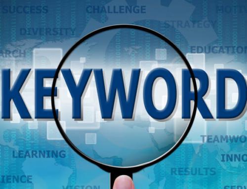 Cercetarea cuvintelor cheie